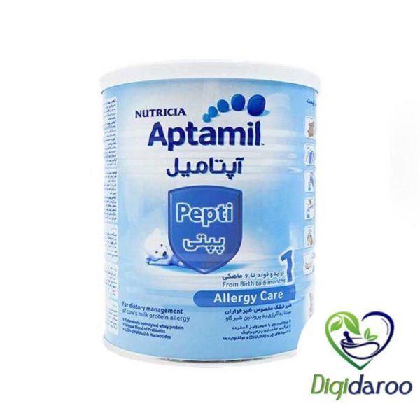 شیر خشک آپتامیل پپتی 1