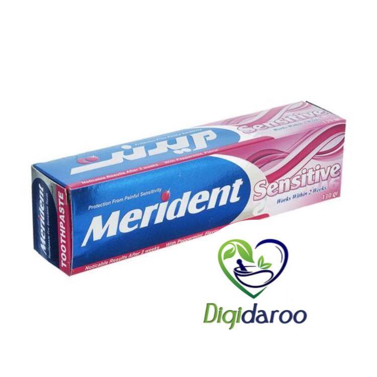 خمیر دندان مخصوص دندان های حساس مریدنت