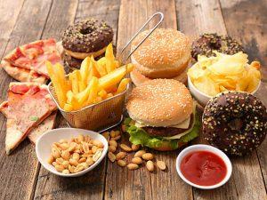 غذاهای چرب عامل کاهش عمر