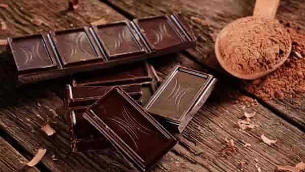 شکلات تلخ(منابع غذایی زینک)